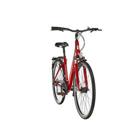 Diamant Ubari Komfort T - Vélo de trekking - Easy Entry rouge